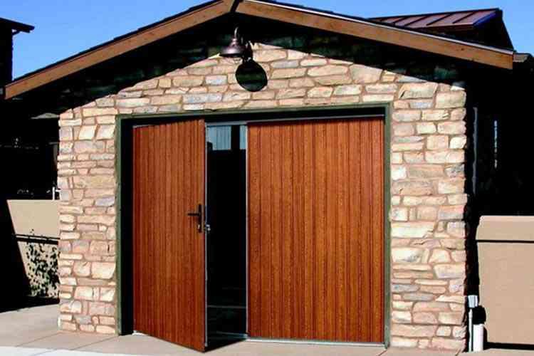 brama garażowa rozwierna